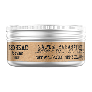 TIGI Bed Head for Men Separation Workable Wax 85g - Rootz Hair Products