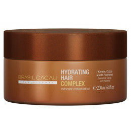 Brasil Cacau Hydrating Hair Complex Mask 200g - Rootz Hair Products