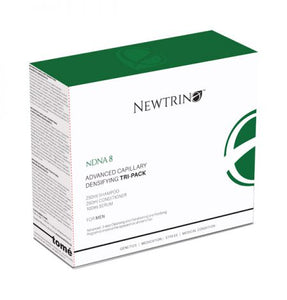 Newtrino Advanced Capillary Densifying Tri-Pack for Men - Rootz Hair Products