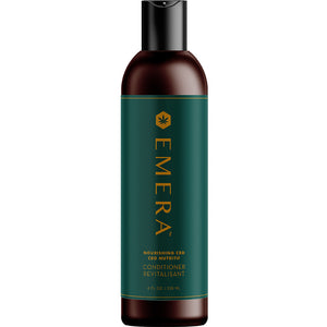 EMERA Nourishing CBD Conditioner 236ml - Rootz Hair Products