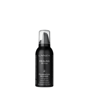 L'anza Healing Style Foundation Mousse 150ml - Rootz Hair Products