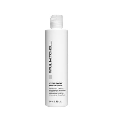 Paul Mitchell Invisiblewear Memory Shaper 250ml - Rootz Hair Products