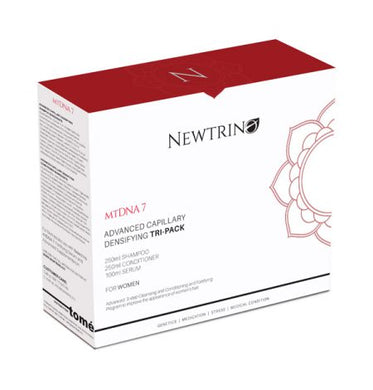 Newtrino Advanced Capillary Densifying Tri-Pack for Women - Rootz Hair Products