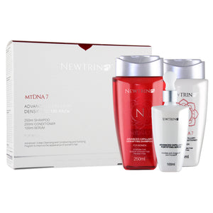 Newtrino Advanced Capillary Densifying Tri-Pack for Women & Capsules for Women - Rootz Hair Products
