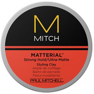Paul Mitchell Mitch Matterial Styling Hair Clay 85ml - Rootz Hair Products