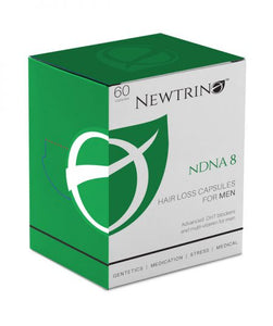 Newtrino nDNA8 Hair Loss Capsules for Men 60 - Rootz Hair Products
