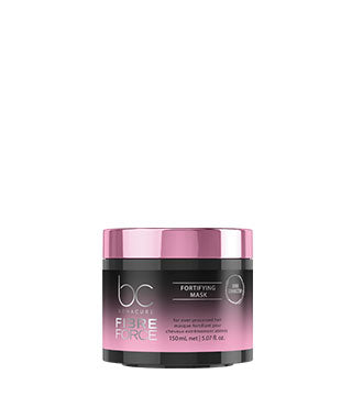 Schwarzkopf BC Fibre Force Fortifying Mask 150ml - Rootz Hair Products