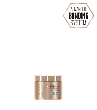 Schwarzkopf BlondMe Tone Enhancing Bonding Mask (Cool Blondes) 200ml - Rootz Hair Products