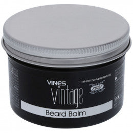 Vines Vintage Beard Balm 125ml - Rootz Hair Products