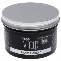 Vines Vintage Shaving Cream 125ml - Rootz Hair Products
