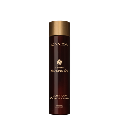 L'anza Keratin Healing Oil Lustrous Conditioner 250ml - Rootz Hair Products