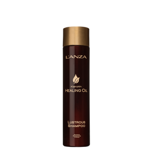 L'anza Keratin Healing Oil Lustrous Shampoo 300ml - Rootz Hair Products