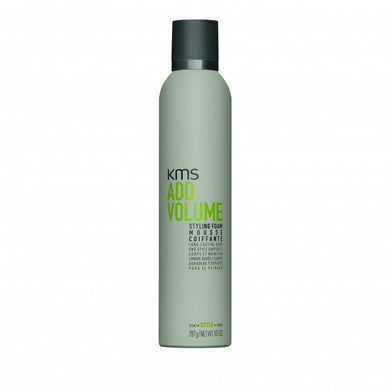 KMS Add Volume Styling Foam 300ml - Rootz Hair Products