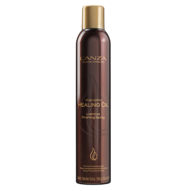 L'anza Keratin Healing Oil Lustrous Finishing Spray 350ml - Rootz Hair Products