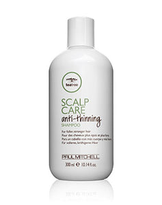 Paul Mitchell Tea Tree Scalp Care Anti-Thinning Shampoo 300ml - Rootz Hair Products