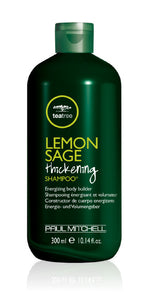 Paul Mitchell Tea Tree Lemon Sage Thickening Shampoo 300ml - Rootz Hair Products