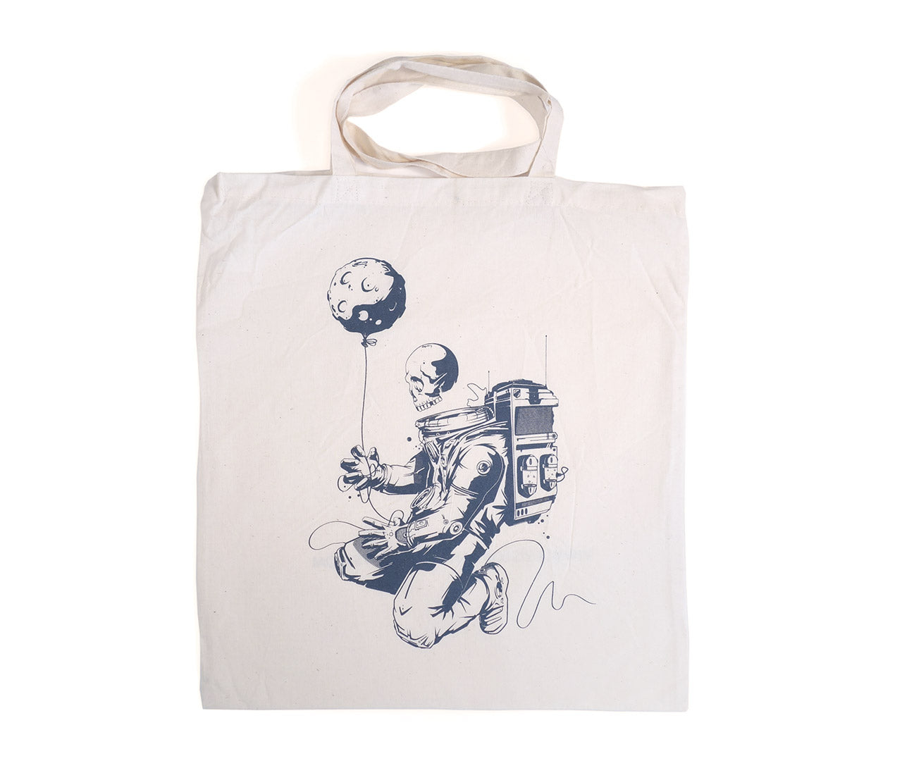 Tangled up in space Totebag