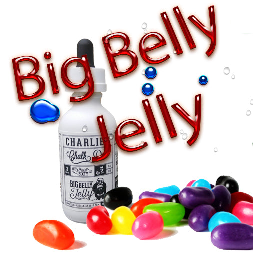 Charlie's Chalk Dust - Big Belly Jelly - 60ml