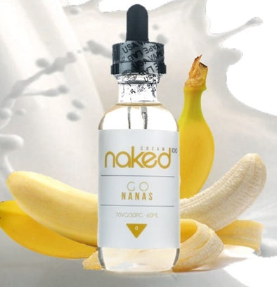 Naked - Go Nanas - 60ml
