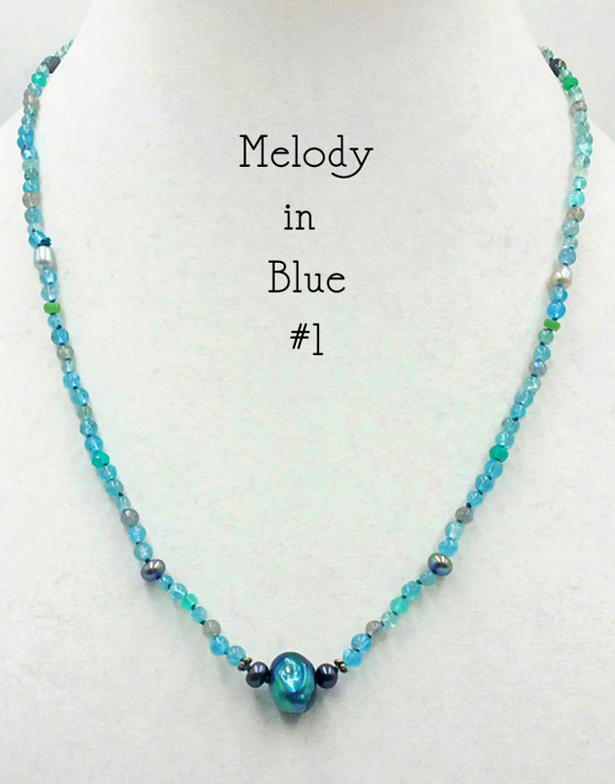 """Melody in Blue"""