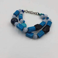 Beautiful Ocean blue bracelet.