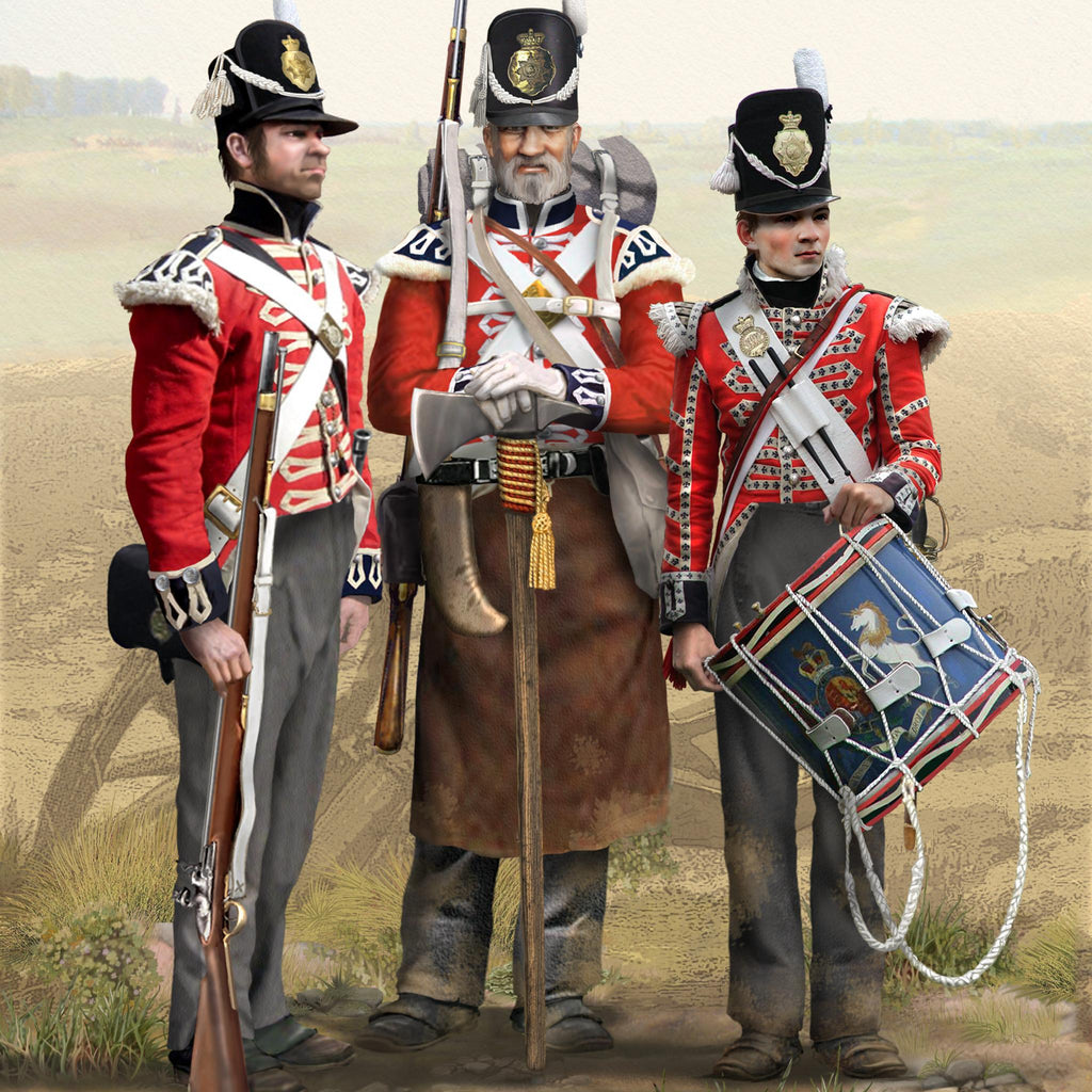 1st Regiment of Foot Guards