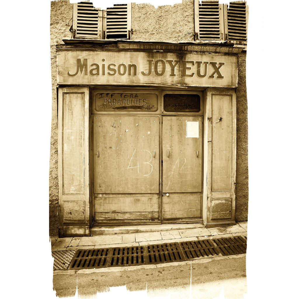 MAISON JOYEUX - Greetings Card