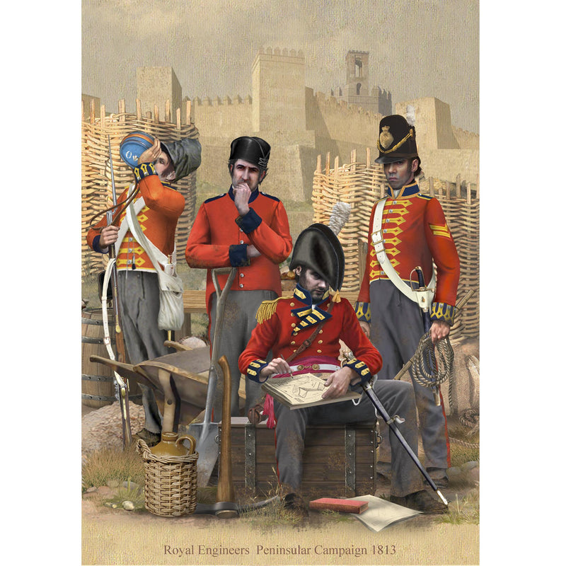 The Royal Engineers, Miners & Military Artificers