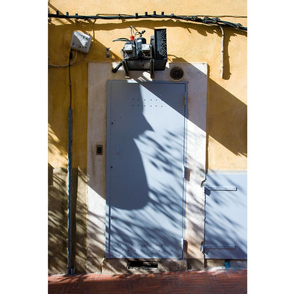 DOOR, with Rudimentary Air Conditioning, Ollioules, near Toulon, South of France
