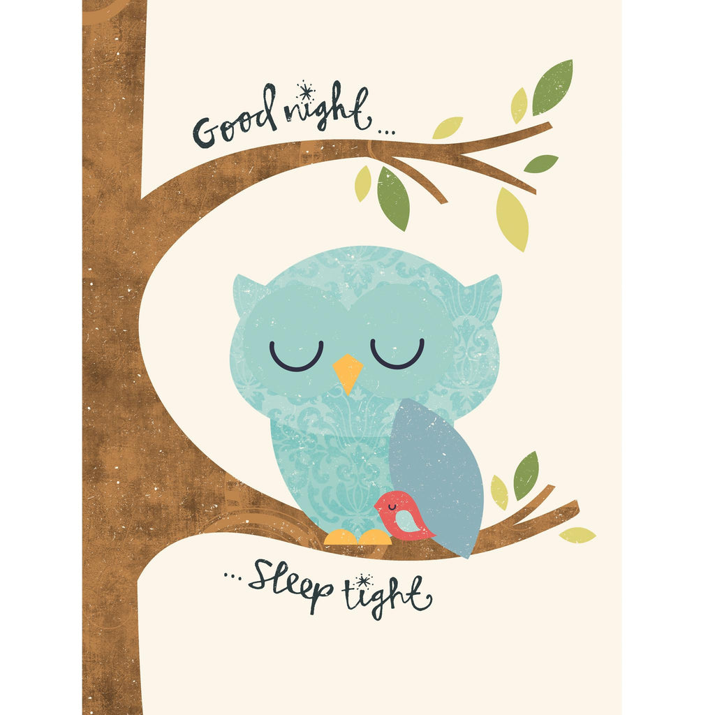 OWL - Goodnight, Sleep Tight