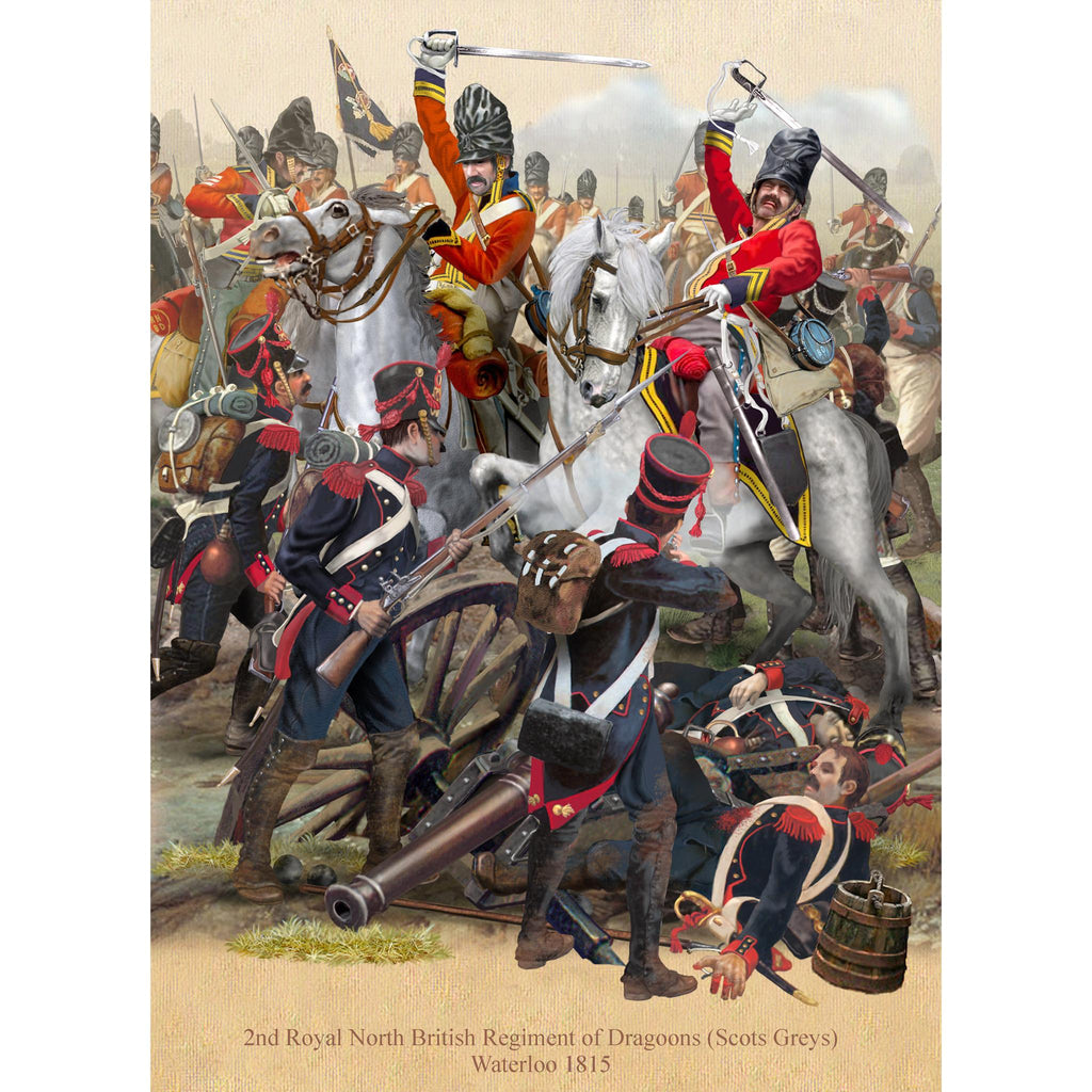 2nd Royal North British Regiment of Dragoons (Scots Greys)