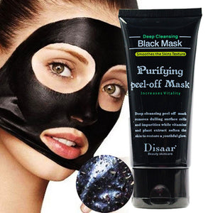 Deep Cleansing Purifying Black Peel Off Mask