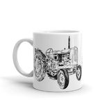 Tractor Coffee Mug 11 Oz