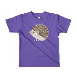 Hedgehog Short sleeve kids t-shirt 2yrs-6yrs