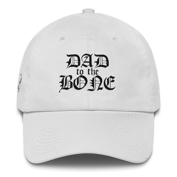 Dad to the Bone Cotton Cap Dad Hat