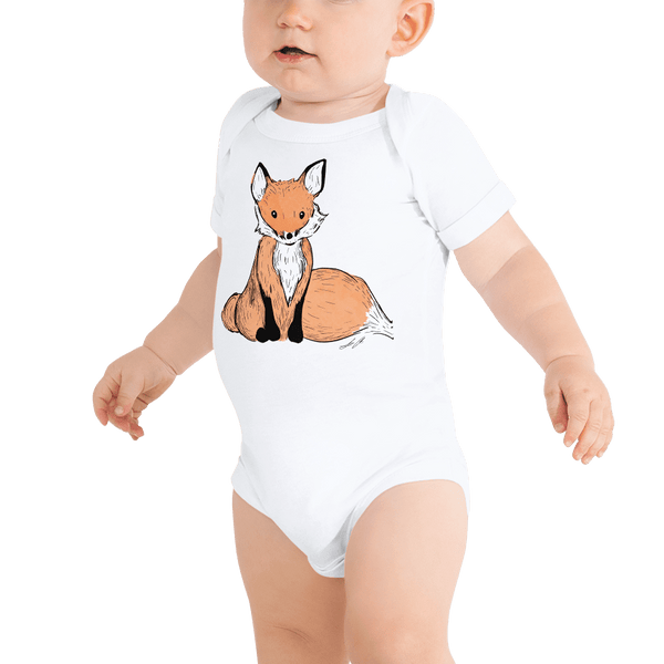 Fox Baby Baby Bodysuit