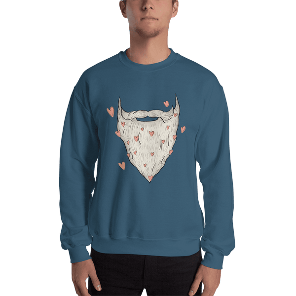 Beard My Valentine Sweatshirt