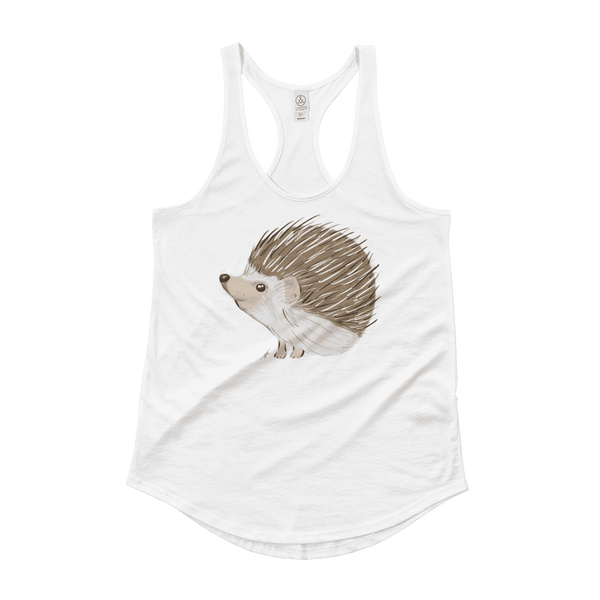 Hedgehog Ladies' Shirttail Tank