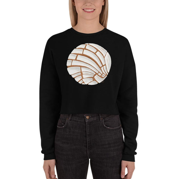 Pan Dulce Crop Sweatshirt