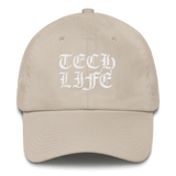 TECH LIFE Cotton Cap Dad Hat