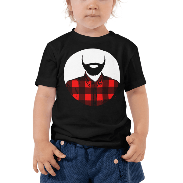 Lumberjack Toddler Short Sleeve Tee