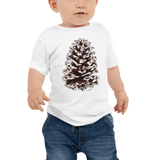 Pinecone Baby Jersey Short Sleeve Tee 6M-24M