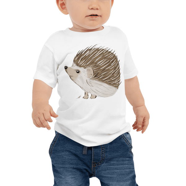 Hedgehog Baby Jersey Short Sleeve Tee