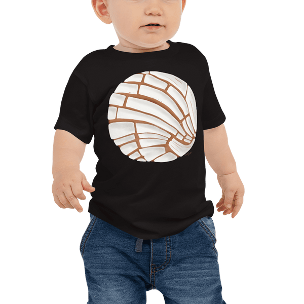 Pan Dulce Baby Jersey Short Sleeve Tee 6M-24M