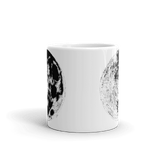 Moon Coffee Mug 11 Oz