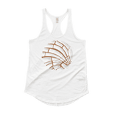 Pan Dulce Ladies' Shirttail Tank