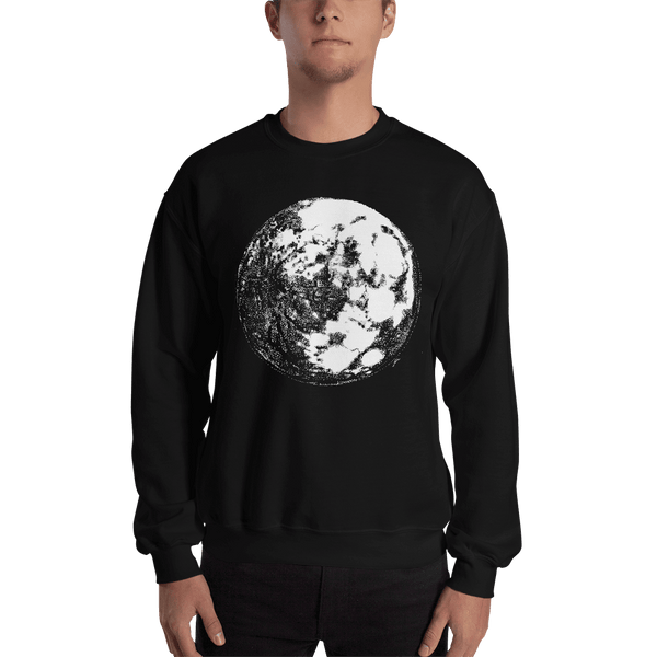 Moon Crewneck Sweatshirt