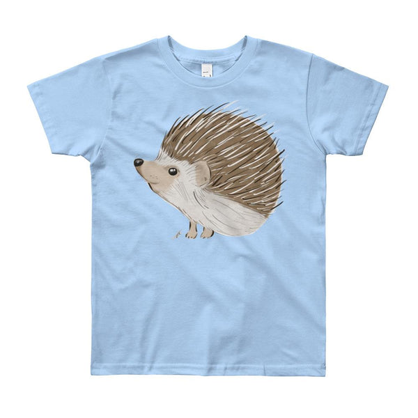 Hedgehog Youth Short Sleeve T-Shirt 8yrs-12yrs