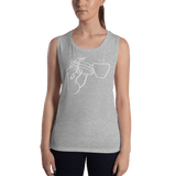 Finer Thugs Club Ladies' Muscle Tank