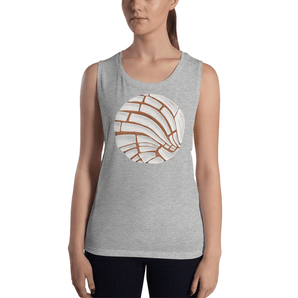 Pan Dulce Ladies' Muscle Tank